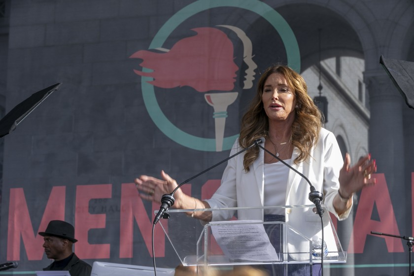 Caitlyn Jenner Declares a Run for Governor of California