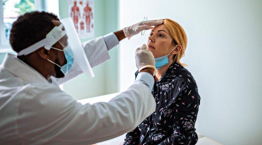 California records the lowest Coronavirus case rate in the U.S.