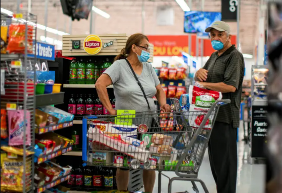 Customers who are fully vaccinated are exempt from wearing masks at Target, CVS, Starbucks, and other stores