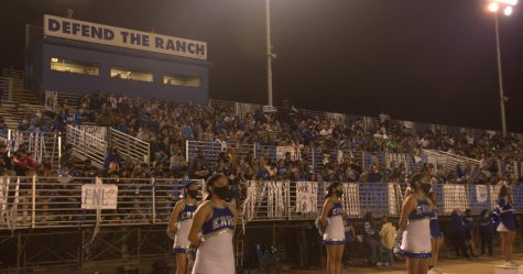 El Rancho community returns to Friday night football